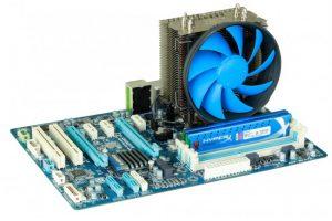 Компактный и производительный процессорный кулер Deepcool GAMMAXX S40