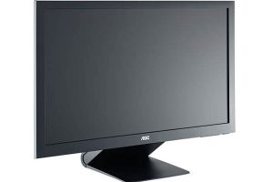 Монитор e2462Vwh:  свежий дизайн для фанатов компьютерных игр