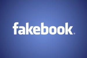 Приблизительно 10 процентов аккаунтов Facebook являются подделками